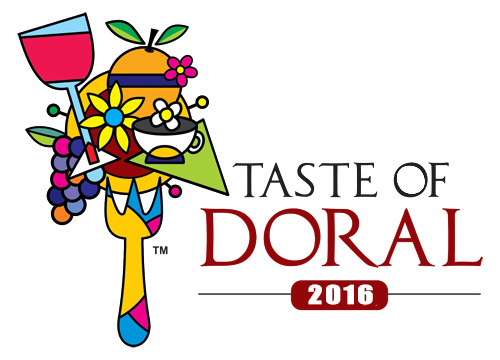 Taste of Doral Wine and Food Festival Prime Card and Miami Magazine