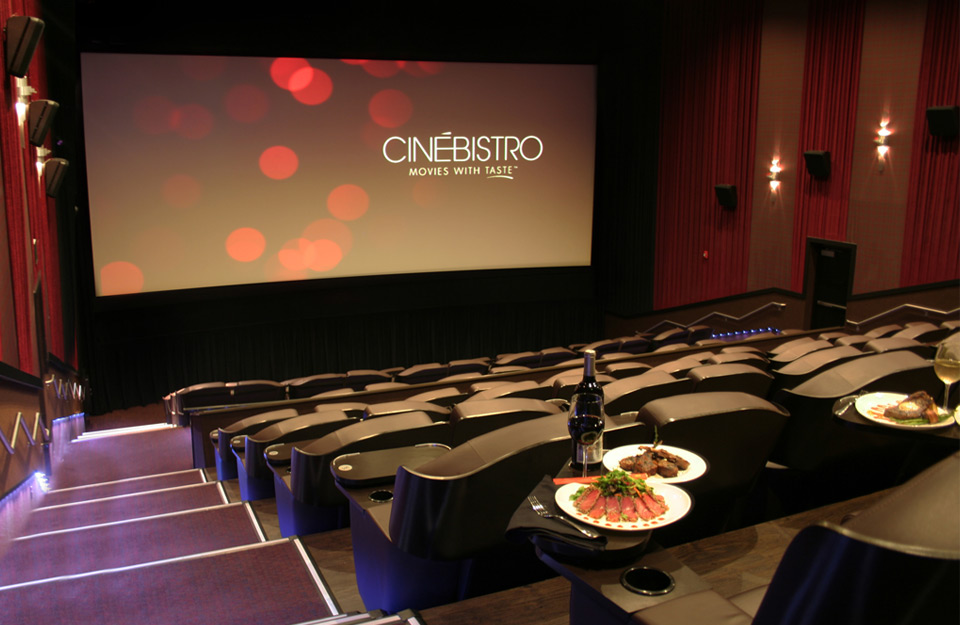 CineBistro Doral at City Place Doral