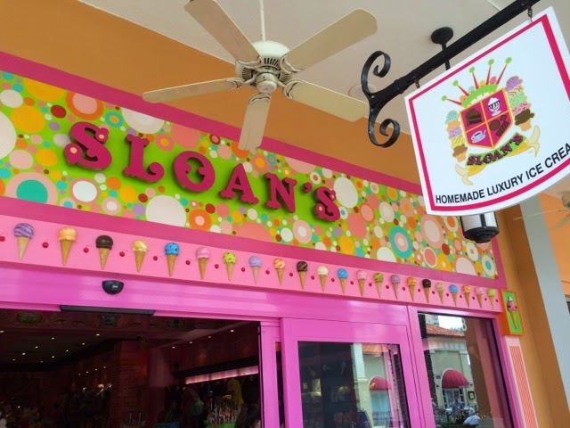 Sloan's Ice Cream Parlor Doral at CityPlace Doral