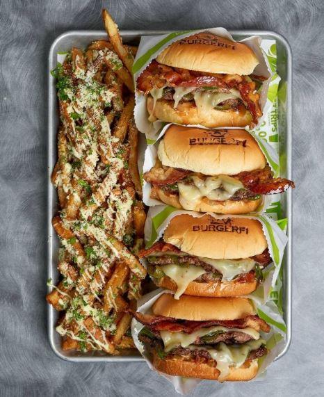 Burgers are Better at BurgerFi West-Doral Taste of Doral