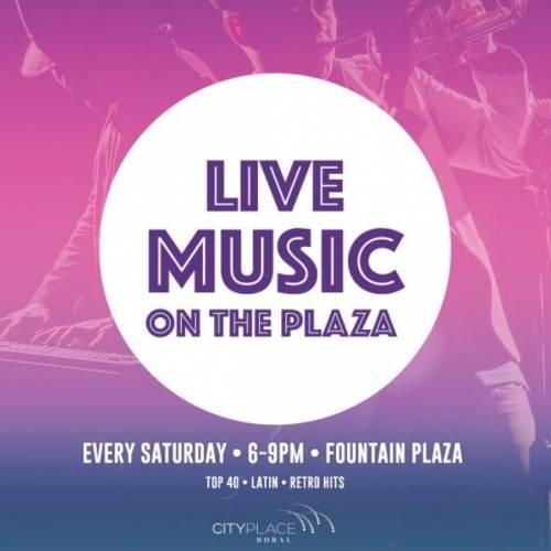 Live Music on the Plaza Taste of Doral