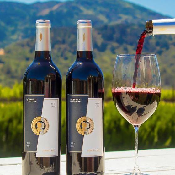 Cooper Hawks wine Taste of doral